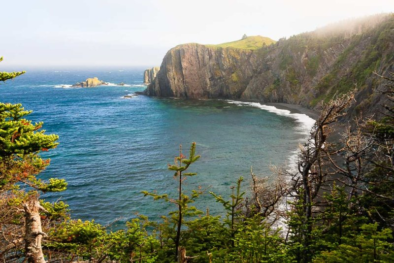 Skerwink Trail, East Trinity, Newfoundland Photo Gallery by Barry ...