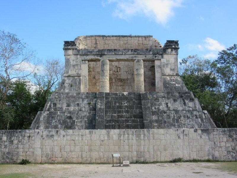 Templo del Barbado (Temple of the Bearded Man)