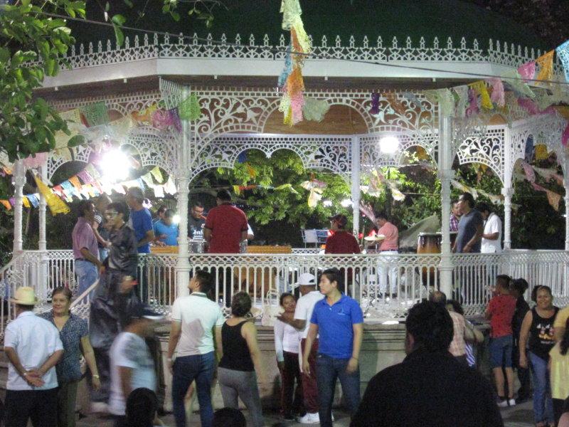 Jardin de la Marimba