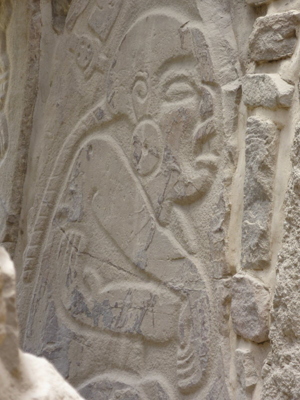 ...they depict naked men, thought to be sacrificed leaders of neighbouring towns
