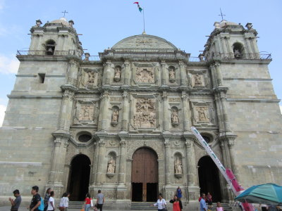 Catedral - construction started 1553