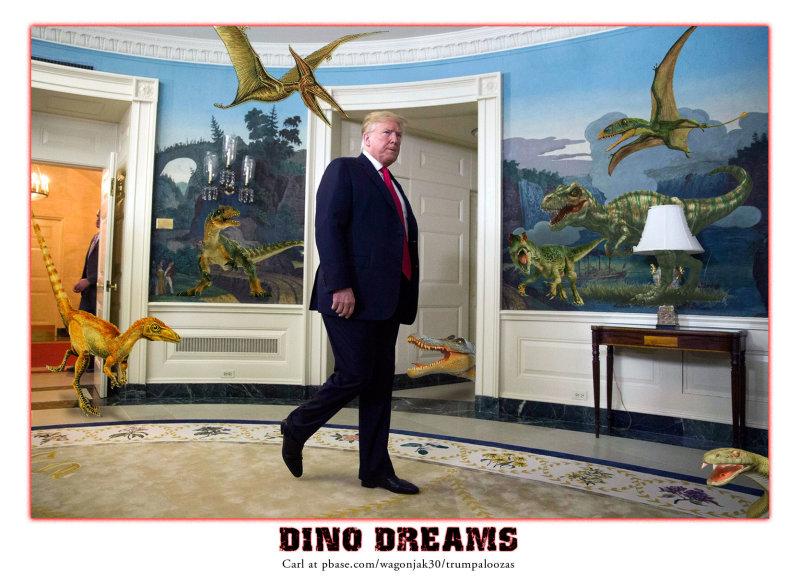 Donnys Dino Nightmare