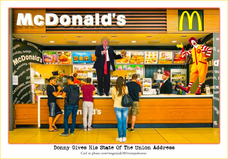 Donnys State Of The Union Address