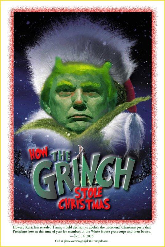 Grinch Donny