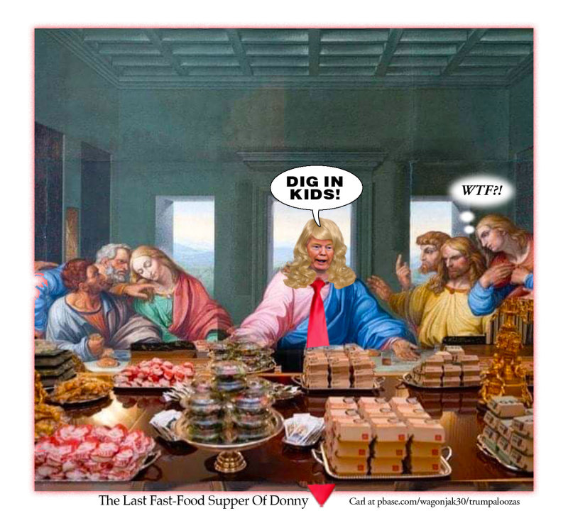 Donnys Last Supper