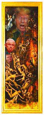 Trumps Hellscape