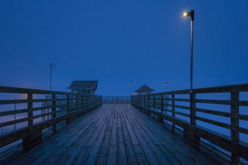 Pre Dawn Mist