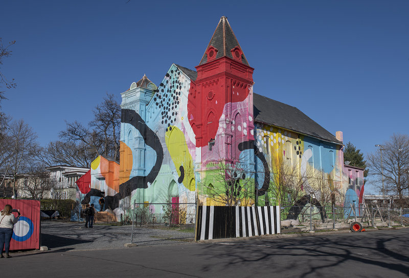 Former church, now an arts and culture collective