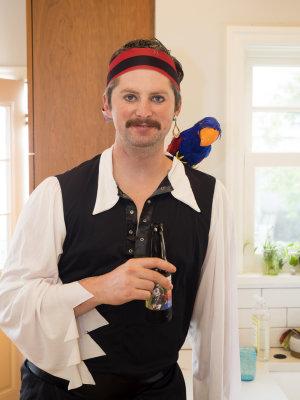 Pirate Kyle