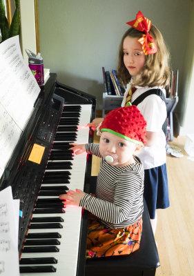 Strawberry Pianist