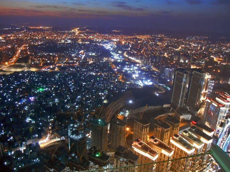 Makkah City view after Sunset.jpg