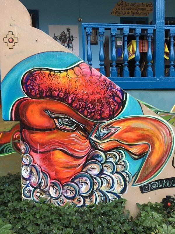 Street Art - Barranco