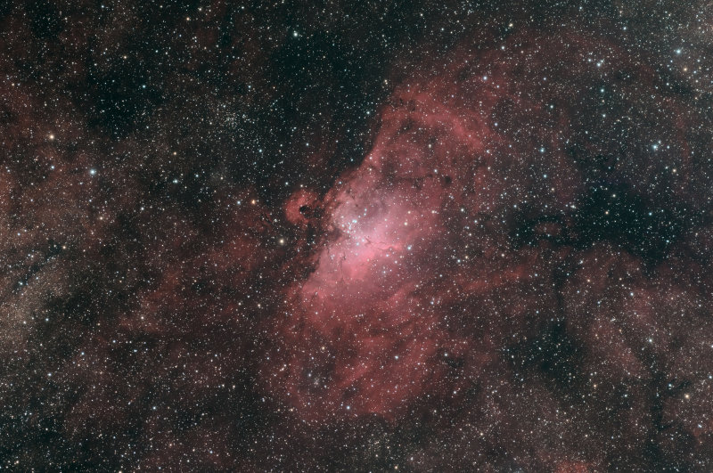 M16 Eagle Nebula HaLRGB