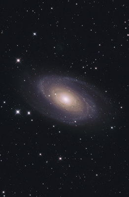M 81 Galaxy in Ursa Major