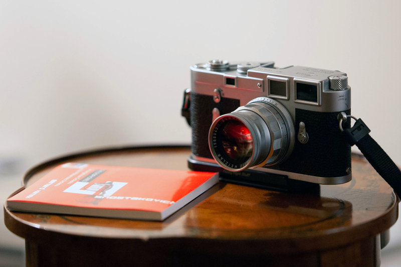 Shosty and Leica