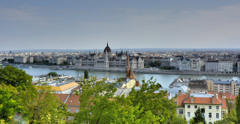 It was an nice visit to Budapest