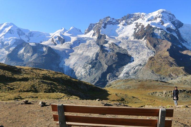 Zermatt. Rotenboden
