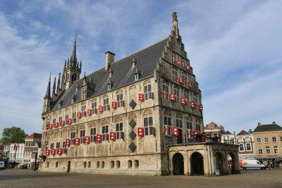 Gouda. Stadhuis (Town Hall)