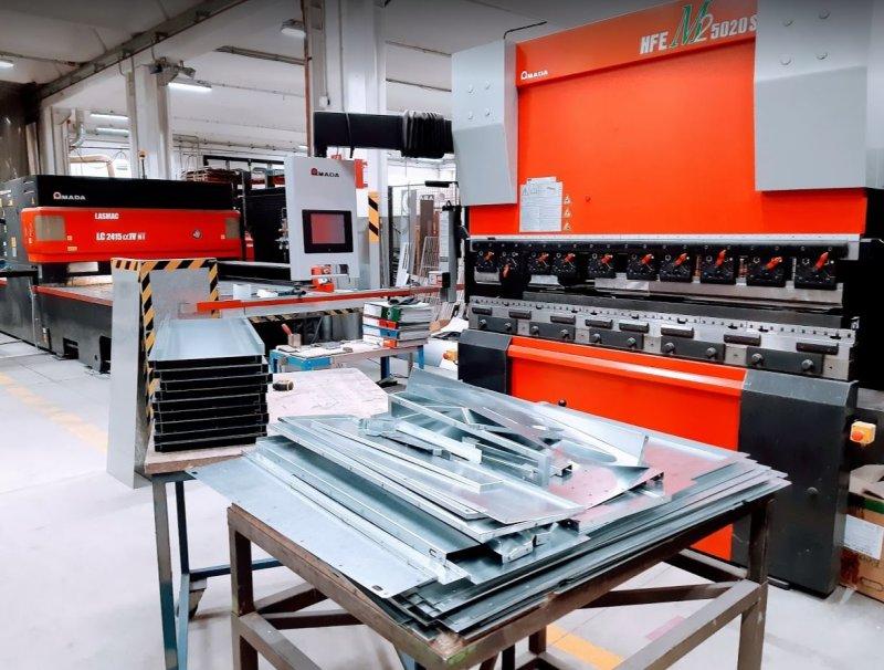 Piccola carpenteria taglio laser e piegatura a morbegno sondrio
