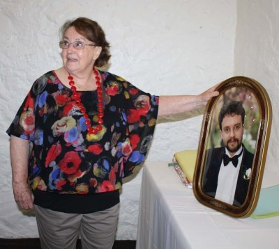 In Memory of Yvonne