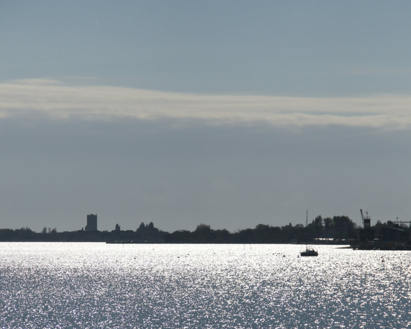 293. View to Langstone