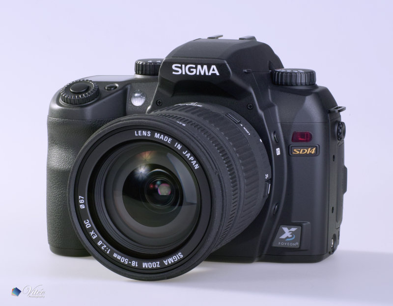 Sigma SD14 - by Sigma SD14