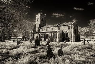 The Church at Baconsthorpe