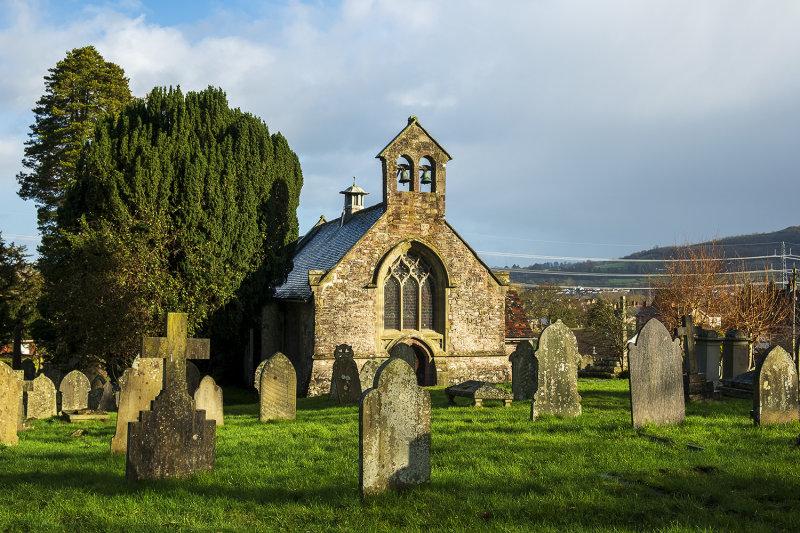 St. Faiths Church, Llanfoist