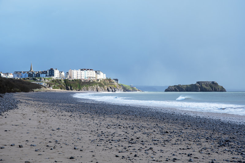 Tenby and St. Catherines Island