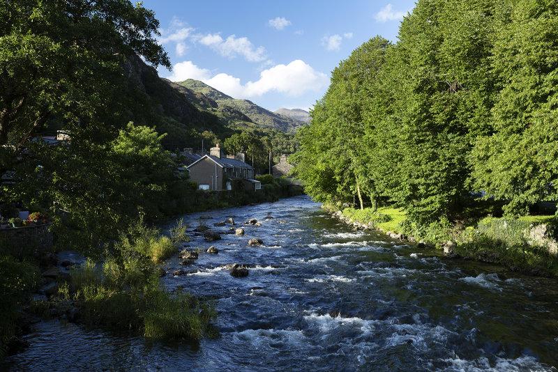Afon/River Glaslyn