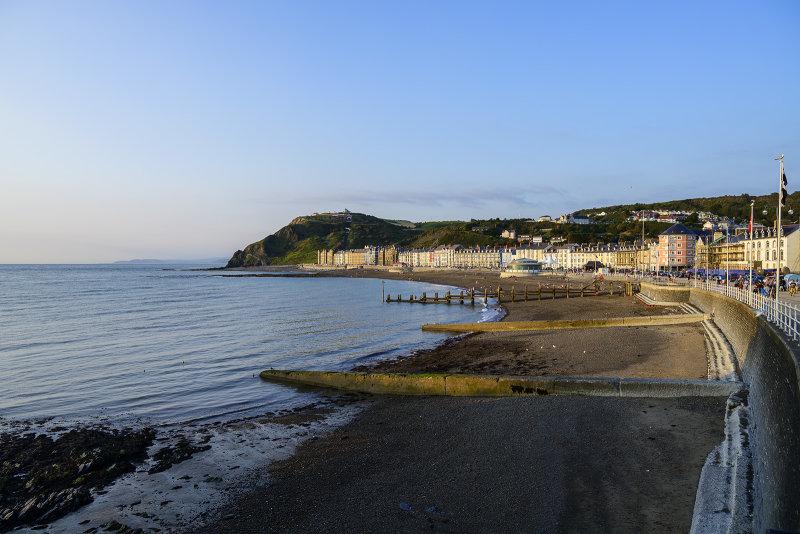 The Beach and Promenade