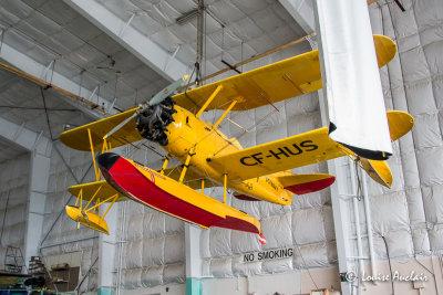 Buffalo Airways et notre jour de chance