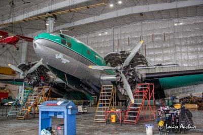 Atelier de Buffalo Airways