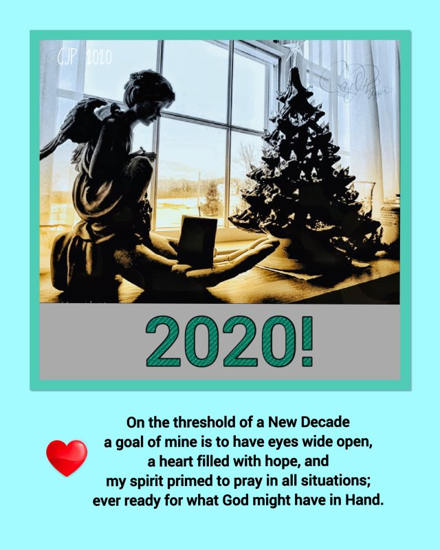 A New Year & New Decade!