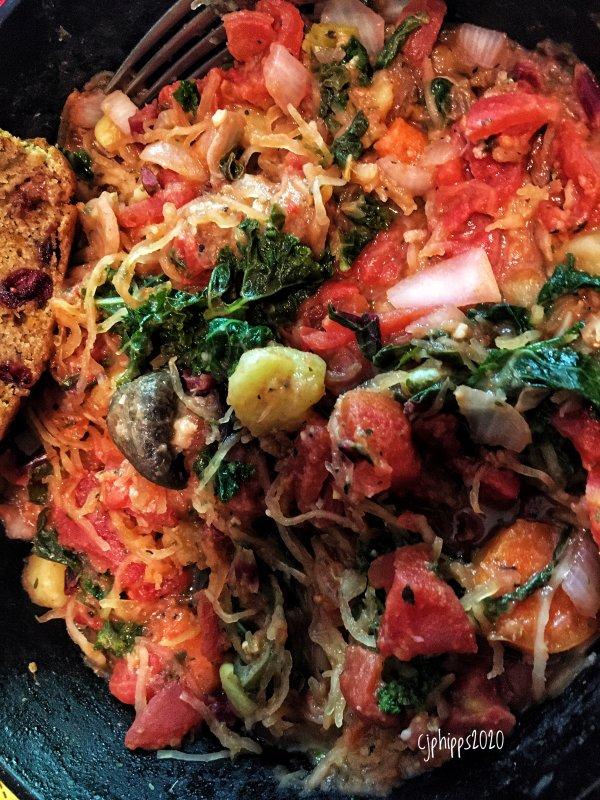 Spaghetti Squash Stir-Fry