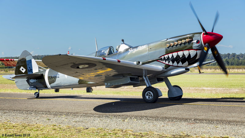 Supermarine Spitfire Mk VIII