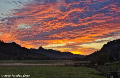 An Oregon Sunset!