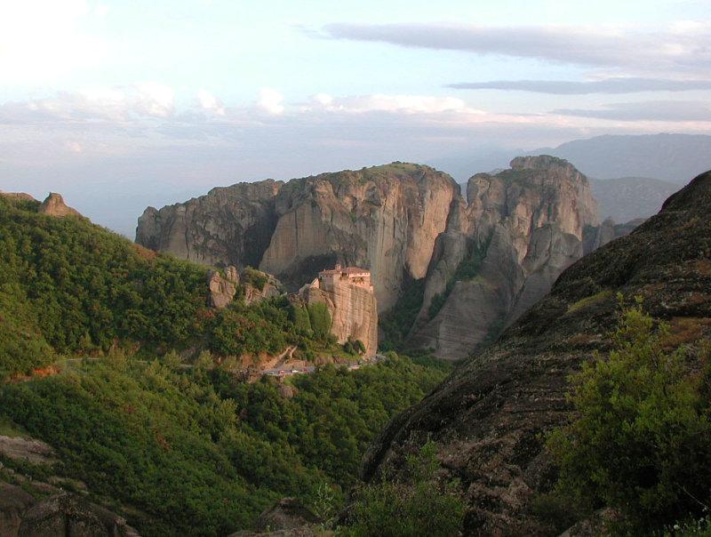 Monastery of Agios Nikolaos Anapafsas