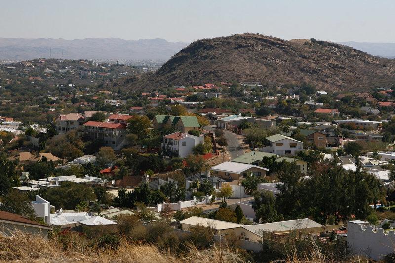 Windhoek,suburbs,Namibia