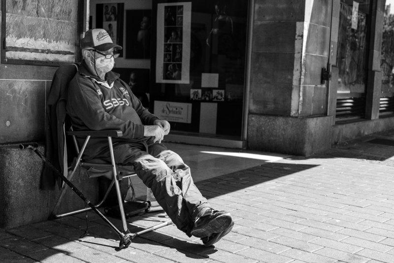 Street photography en période du coronavirus