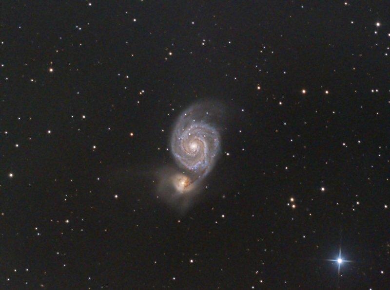 M51 again