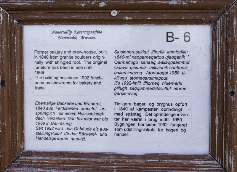 Nanortallip Museum