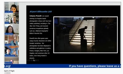 Museum of Flight Virtual Ceremony