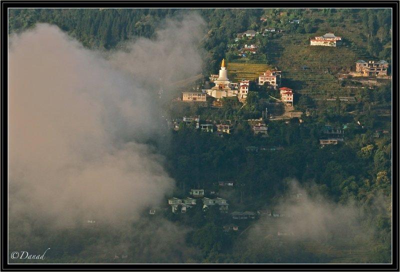 Gangtok Valley.