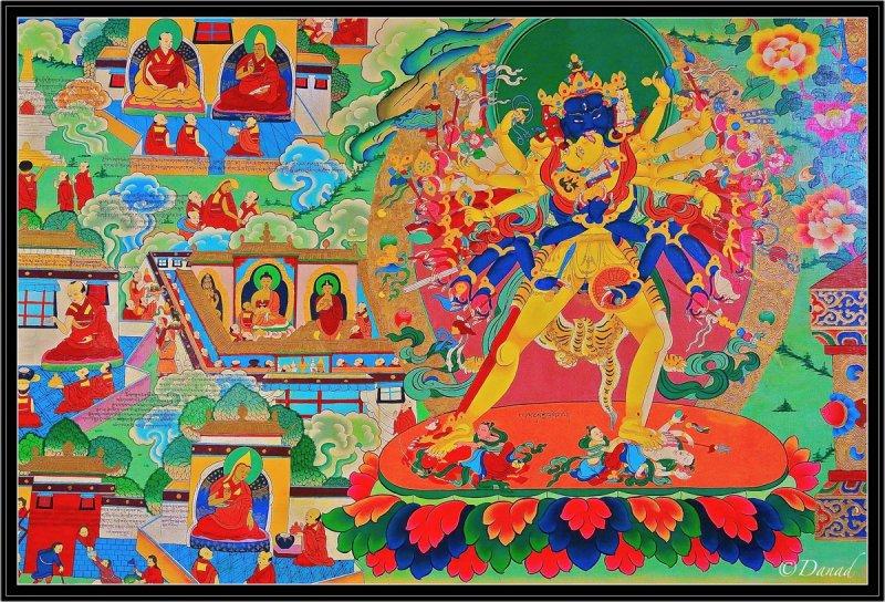 Avalokiteshvara.
