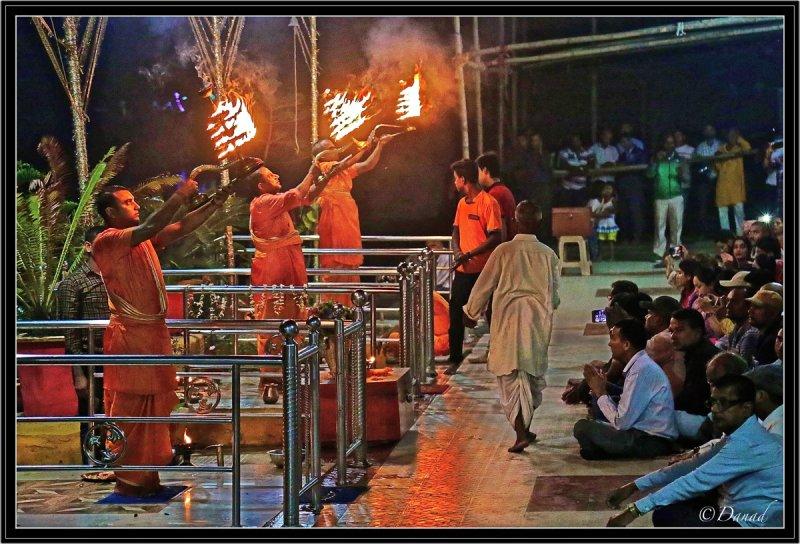 Fire Ceremony.