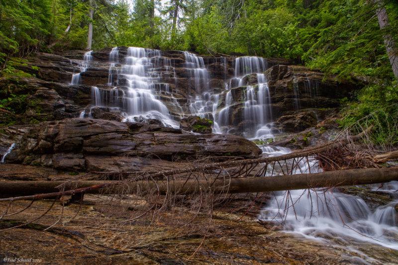 Moses Creek Falls II