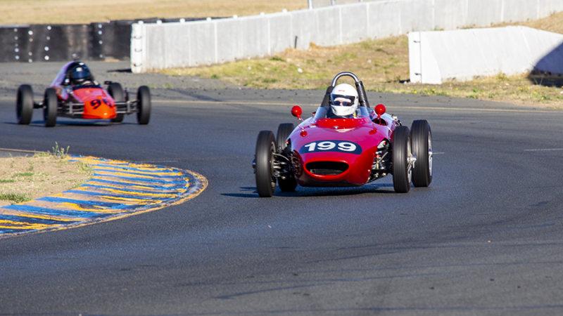 1959 Bourgeault Formula Jr.
