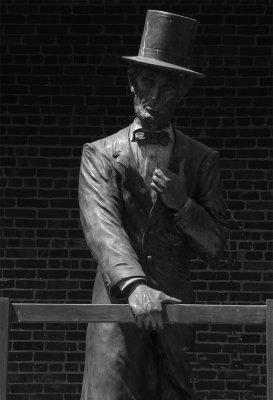 Lincoln at Peekskill, Peekskill, New York, 2019