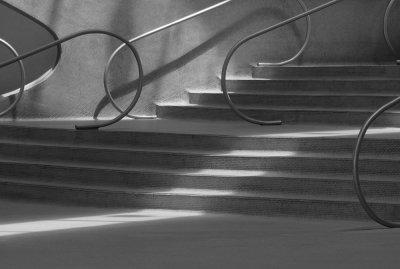 Early light, Arrivals Hall, TWA Hotel, JFK Airport, New York, New York, 2019